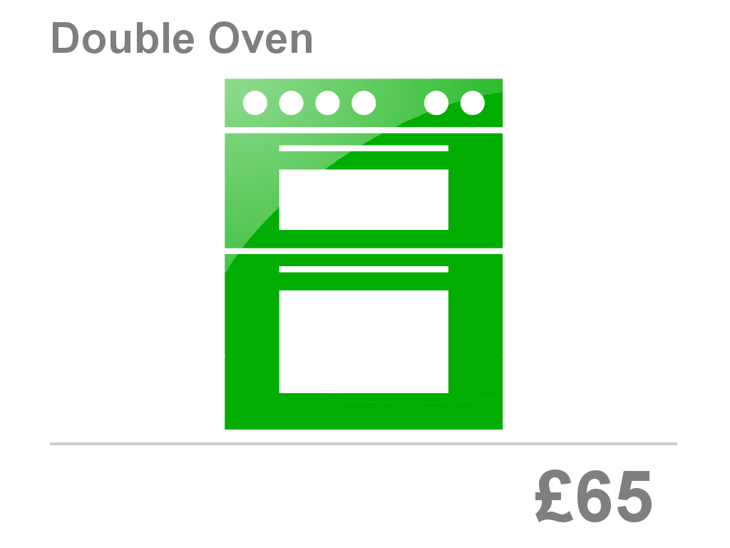 Double Oven Clean Price Bristol