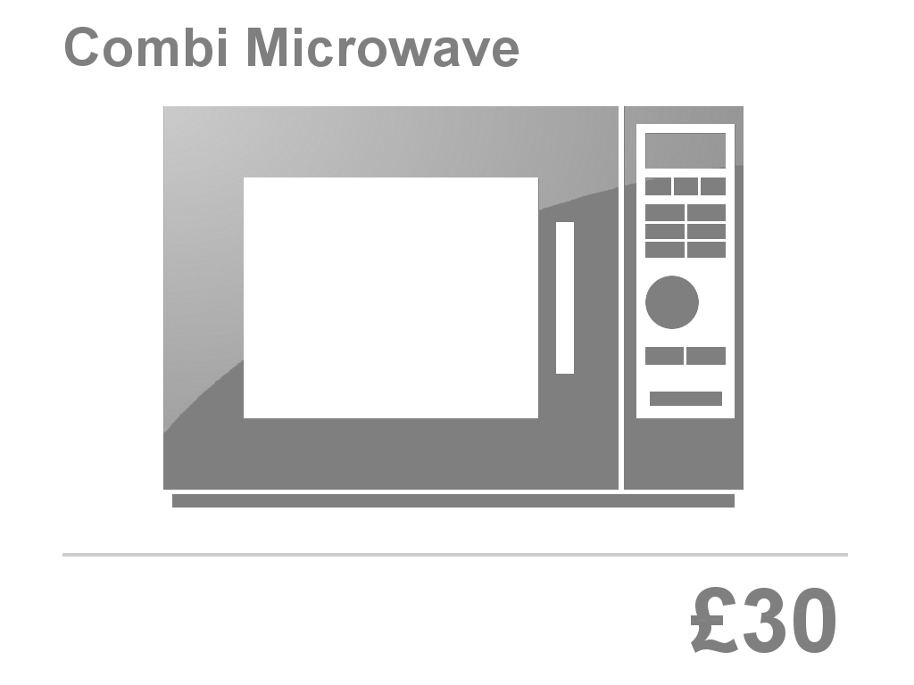 Combi Microwave Oven Clean Bristol